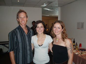 with Missy Higgins - Melbourne