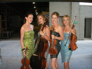 GODIVA - All female string quartet (Sydney)