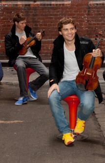 HOMME - All male string quartet (Melbourne)