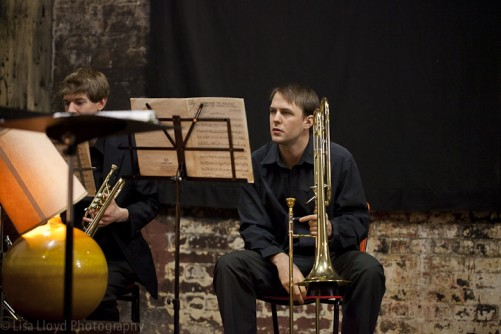 Ensemble Urbane Concert 4 @ 1000 Pound Bend - Melbourne - Photography by Lisa Lloyd