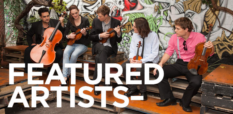 String Source Featured Artists