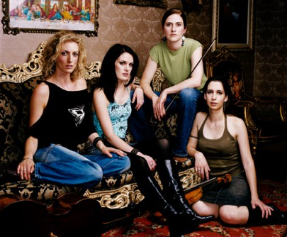 Original STRING SIRENS Photo shoot