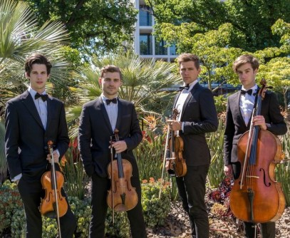 HOMME - All male string quartet team (Melbourne)