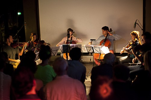Ensemble Urbane Concert 5 @ Loop - Melbourne - Photography by Lisa Lloyd