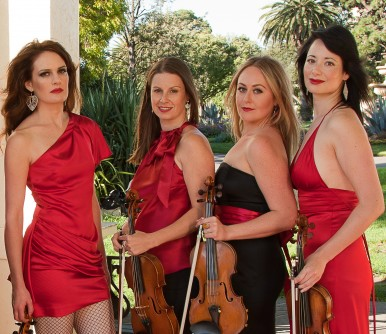 The STRING SIRENS - All female string sensations (Australia wide)