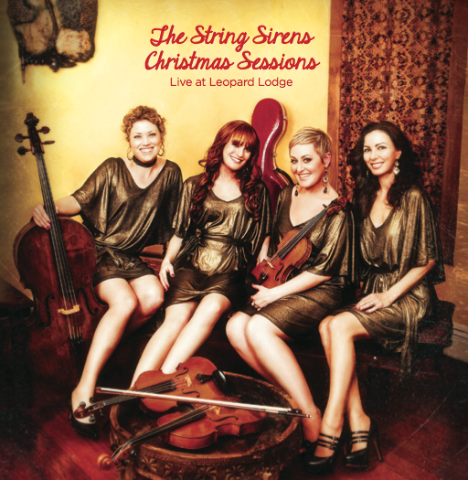 The STRING SIRENS Christmas CD