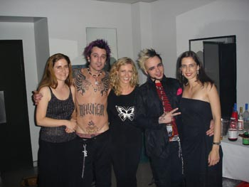 STRING SIRENS with Tommy Lee and Rockstar Supernova - Sydney