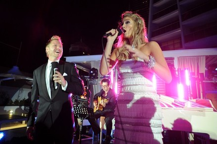 Tenor with Delta Goodrem - Gold Coast Hilton